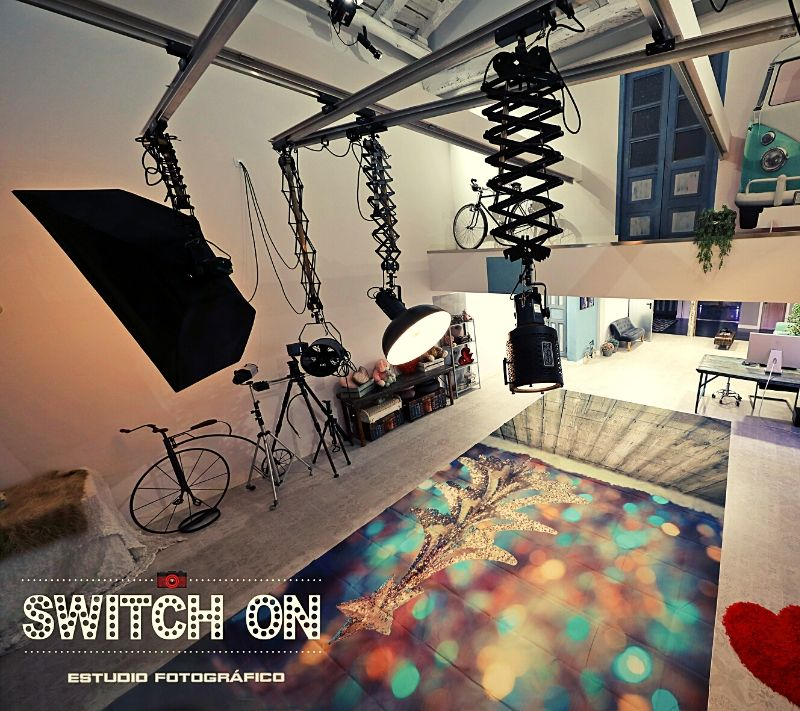 Estudio de fotografía Switch On Cantabria Javier Rosendo