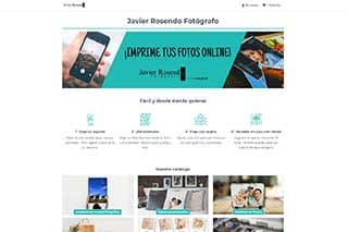 Tienda Online de Javier Rosendo